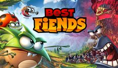 Seriously  Best fiends poster image