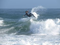 Some serious surfing goes on in the Daytona Beach area.  Such a fun place to call home!