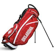 Oklahoma Sooners Fairway Stand Golf Bag 199 99