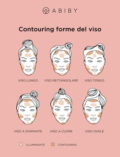 Ecco come realizzare il contouring in base alla forma del vso Makeup On Fleek, Makeup Inspo, Makeup Inspiration, Makeup Tips, Makeup Products, Hair Makeup, Beauty Make Up, Beauty Care, Beauty Skin