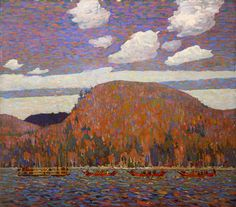 Painting Canada, Tom Thomson and the Group of Seven, 30-06-2012 until 30-09-2012 @ Groningermuseum NL