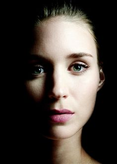 """Rooney Mara photographed by Platon for W Magazine (October 2010)"""