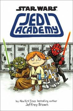 When Roan's application to pilot school is rejected, he finds he has been invited to study under Master Yoda at the Jedi Academy. Grades 3-5. Book: http://iii.ocls.info/record=b1900865~S1.