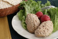 Gefilte Fish - I don't see this around much anymore; but, there was a time that you could find it on hotel buffets.