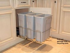 2011 Finalist On CG! HIDE THE TRASH! Pull Out Trash Can Rack In A