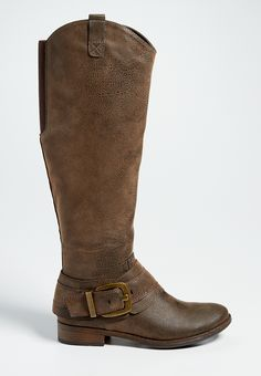 theresa buckle boot