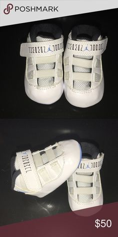 INFANT RETRO 11S Good condition. ✨ Does not come with box. Jordan Shoes Sneakers