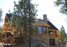 Timber Homes (Montana Log Homes)