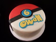 For Dezzys birthday she wants Pokemon cake think I'm going to try this!