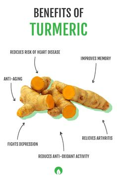 Turmeric is one of the most abundant and widely used spices in the world, and it could be one of the healthiest! Just take a look at these amazing benefits and you'll see what we mean. Find 100% certified organic turmeric alongside many synergistic herbs and spices in our Daily Superfoods. Anti-aging and anti-inflammatory, get more information about turmeric on our blog! Healthy Sweets, Healthy Eating, Detox Organics, Turmeric Health Benefits, Organic Turmeric, Natural Detox, Detox Your Body, Organic Recipes, How To Lose Weight Fast