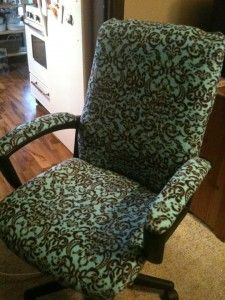 Chair Reupholster   Pinterest   Office Chairs, Good Ideas and Offices