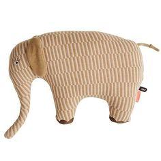 OYOY Kissen Elefant Dumbo