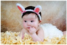 Awwww nice Baby's 1st Easter