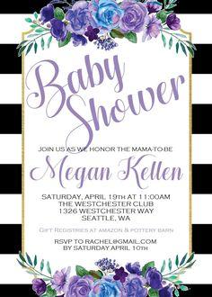 MEG Original Baby Diapers /& Wipes Holder { Purple Peony } Floral Print