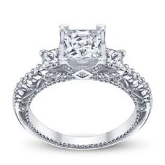 List Price: $13,310.00  Price: $3,250.00  Sale: $1,750.00    You Save: $11,560.00 (87%)    Brand, Seller, or Collection Name F26D   Metal stamp    18k  Metal    18K White Gold or Yellow gold Material Diamonds - Gold Ring size 6  Sizing lower range  4  Sizing upper range  12  Resizable  Stone Weight  0.5 carats Stone Information  Stone shape  Princess Brilliant Cut   Minimum color G-I  Minimum clarity  SI-I   Cut    Very good - Excellent  Stone Weight  0.5 carats Stone Creation Method Natural