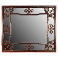 1stdibs - Early 20th Century Chinese Window Lattice Panel with Mirror explore items from 1,700  global dealers at 1stdibs.com