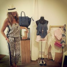 M2M showroom: M2M Pure Essence Showroom, Summer Time, Jumpsuit, Autumn, Pure Products, Blog, Dresses, Fashion, Overalls