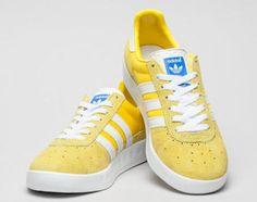 Adidas Originals Munchen (Sun/White)