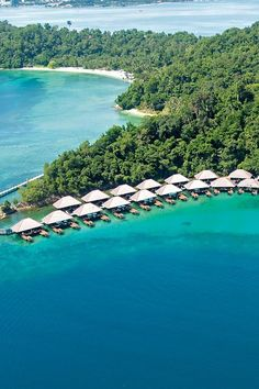 Gayana Resort is set on a coral-reef island near Borneo and overlooking Mt. Kinabalu. Gayana Eco Resort (Gaya Island, Malaysia) - Jetsetter