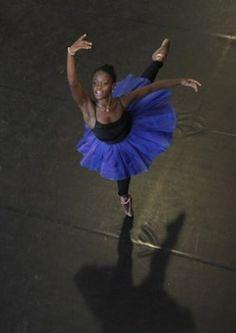 Michaela DePrince: Ballerina Dances Out of War-Torn Childhood