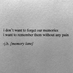 I dont want to forget our memories.. via (https://ift.tt/2IaW4eT)