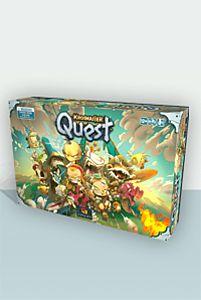 Krosmaster Quest jeu de plateau - 60€