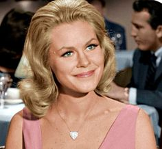 It's a lifelong dream of mine to own that necklace. I've had a lifelong obsession with Bewitched. Oh, Samantha Stevens <3