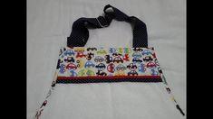 Toalha avental para bebê parte I Baby Needs, Messenger Bag, Diaper Bag, Gym Bag, Patches, Quilts, Sewing, Youtube, Crafts