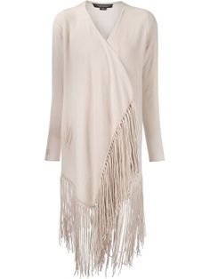 90672be444 Shop The Perfext fringed cardigan in Roan from the world s best independent  boutiques at farfetch.