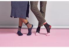 The Swedish sock brand has introduced Hysteria, a fashion-forward line that will target Millennial women. What To Wear Today, How To Wear, Girl Doctor, Happy Socks, Leg Warmers, Editorial Fashion, Tweed, Fashion News, Fashion Forward