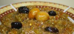 Slata mechouia tunisienne - salade grillée Recette Tunisienne Recette Orientale
