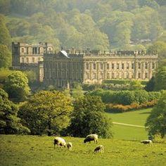 Chatsworth House, Derbyshire Chatsworth Ticket price 2 adults 2 children: £64.00