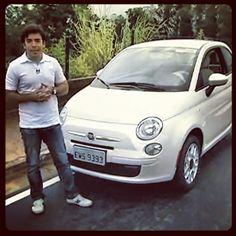 Quadro Test Drive Fiat - sucesso na internet com mais de 75 mil acessos!!!