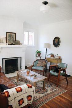 Home Interior Salas .Home Interior Salas My Living Room, Home And Living, Living Room Decor, Living Spaces, Small Living, Modern Living, Retro Home Decor, Cheap Home Decor, Salon Interior Design
