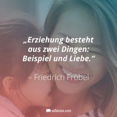 """Dealing with the crisis: """"It doesn& make us bad parents when we are nervous"""" - """"Education consists of two things: example and love."""" – Friedrich Fröbel More nice quotes about - Narcissist Father, Narcissist Quotes, Bad Parenting Quotes, Co Parenting, Magazine Parents, Funny Positive Quotes, Motivation For Kids, Positive Discipline, Exercise For Kids"""