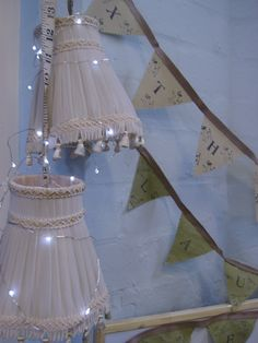 Fairy Light Lampshades