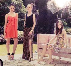 Coleção Daslu para a fast fashion Riachuelo.