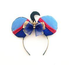 Genie Inspired Disney Ears Genie Ears Genie by ToNeverNeverland