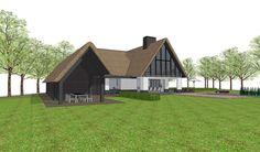 Ontwerp nieuw huis