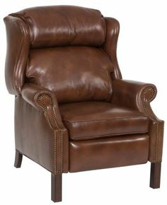 Lazzaro C9016-15 Tufted Wing Back Recliner | For the Home | Pinterest | Recliner Nail head and Basements  sc 1 st  Pinterest & Lazzaro C9016-15 Tufted Wing Back Recliner | For the Home ... islam-shia.org