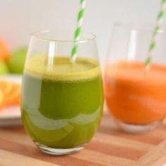 Feel Better Green #Juice #recipe via Food Doodles http://www.yummly.com/recipe/Feel-Better-Green-Juice-1329091