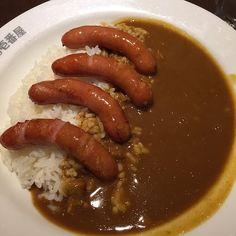 CoCo壱番屋 新宿早稲田通店 - ソーセージカレー - Foodspotting