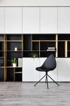 Real Home Inspiration: home office furniture kissimmee fl that look beautiful office furniture 5 Modern and Chic Ideas for Your Home Office Home Office Setup, Home Office Design, Home Office Furniture, Furniture Design, Office Style, Office Cabinet Design, Office Chic, Stylish Office, Kids Furniture