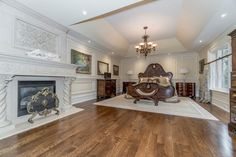Large and detailed. Fit for a king and queen. http://listings.mcdadi.com/idx/W3690873/Oakville/165-elton-park-rd.html