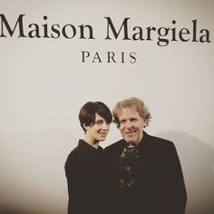 #RenzoRosso Renzo Rosso: New store opening of Maison Margiela store in Rome with my lovely Asia Argento and many good friends #maisonmargiela @asiaargento #rome