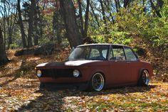 "rimtendo: ""Mike's BMW 2002 """