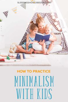 Want to practice minimalism with kids, even with a large family? From clothes, to keeping a clean room, and especially with toys, children benefit from living with fewer items that they love and use. Kids Bedroom Organization, Toy Organization, Organizing, Minimalist Parenting, Minimalist Lifestyle, Parenting Books, Parenting Advice, Parent Resources, Simple Living