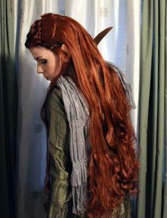 Tauriel tutorials for costume/ sweeetttt!!!!!