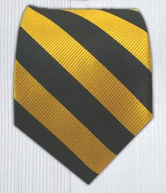 Classic Twill - Black/Gold || Ties - Wear Your Good Tie. Every Day - Classic Twill - Black/Gold Ties