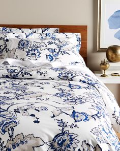 """Spotted this Whit and Alex """"Rosewood"""" Duvet Set on Rue La La. Shop (quickly!)."""